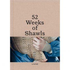 Laine Magazine - 52 Weeks of Shawls