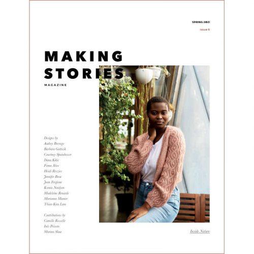 Making Stories Magazine - Issue 5