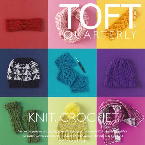 Toft - Quarterly Magazine - Spring 2021