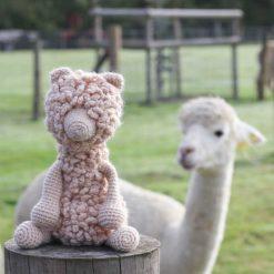 Toft - Quin l'alpaca
